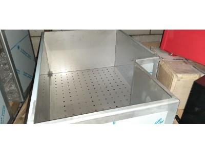 1050/700X650X450 NETTENBAK RVS 1,5 mm