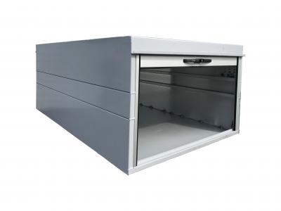 Rolladenbox Aluminium mit Pulver