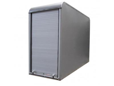 Rolladenbox Stahl mit Pulver