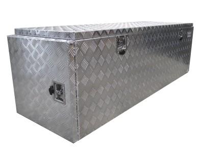 Pritschenbox mit Seitentüren